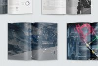 Annual Report Word Template New Apaper Works