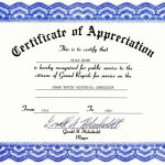 Army Certificate Of Appreciation Template Awesome Certificate Of Appreciation Template Word 30 Free Templates and
