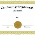 Athletic Certificate Template Unique Free Certificates Papak Cmi C org