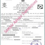 Baby Death Certificate Template Awesome Death Certificate Templates Sansu Rabionetassociats Com