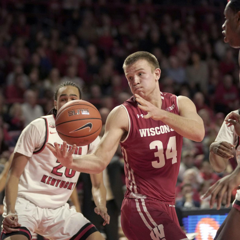 Basketball Player Scouting Report Template New Wisconsin Badgers Come Up Short On The Road In 83 76 Loss To Western