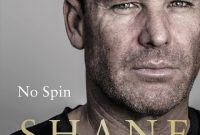 Biography Book Report Template Professional No Spin My Autobiography Amazon Co Uk Shane Warne 9781785037702