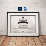 Blank Certificate Templates Free Download Unique Pin by Designs Cozy On Certificate Template Certificate Templates