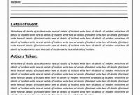 Blank Police Report Template New 023 Template Ideas Blank Police Report Auto Accident form Of Best S