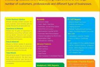 Business Analyst Report Template Awesome 23 Excel Templates for Business Accounting Supplychainmeeting Net