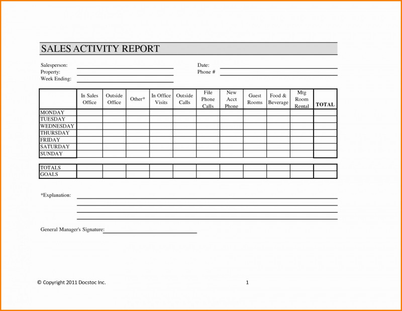 Business Trip Report Template Professional Salesman Visit Report Template Ningen Co