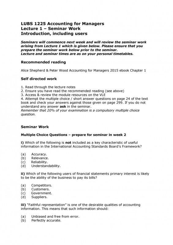 Business Valuation Report Template Worksheet Unique Tutorial Work 1 4 Questions with Answers Lubs1225 Accounting