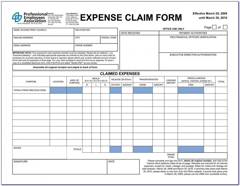 Capital Expenditure Report Template Awesome Simple Expense Report Template New Simple Expense Reimbursement form