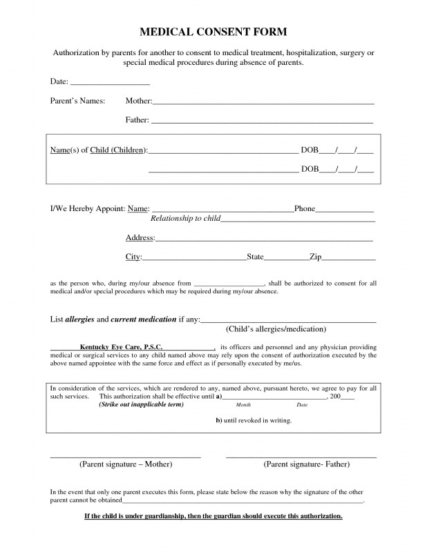Case Report Form Template Awesome Medical Procedure Consent Form Template Consent Form Consent