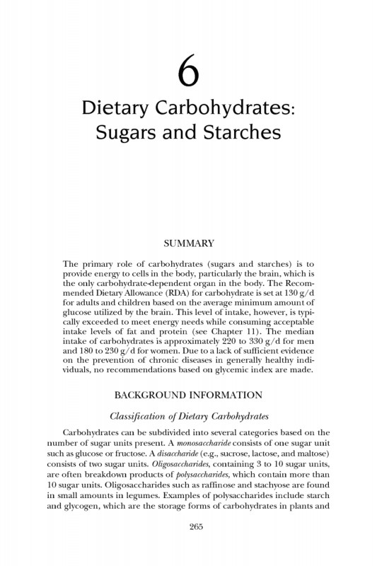 Case Report Form Template Clinical Trials Unique 6 Dietary Carbohydrates Sugars And Starches Dietary Reference