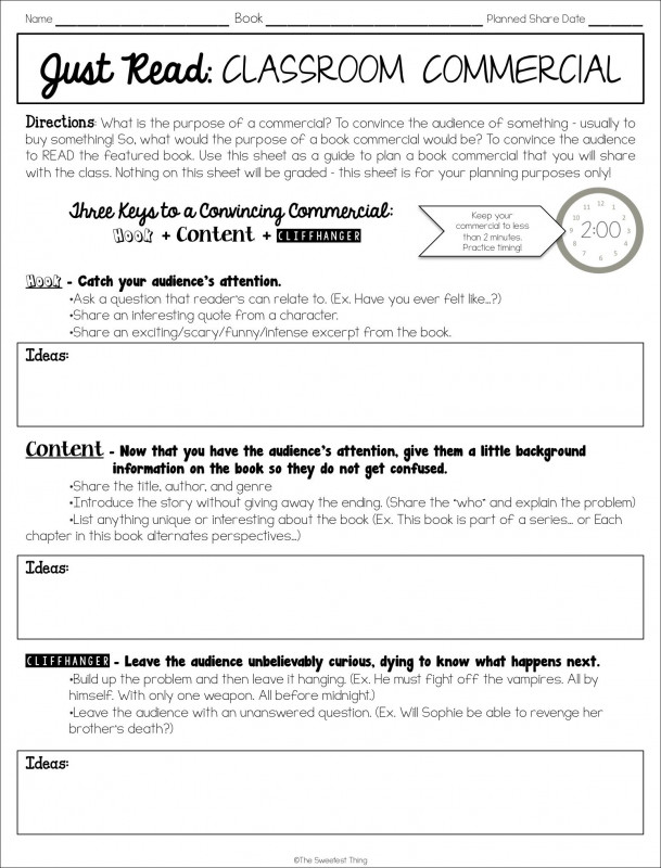 Cereal Box Book Report Template Awesome Writing A Strong Scholarship Essay Mccombs School Of Business