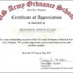 Certificate Of Achievement Army Template Unique Commendation Certificate Wording Papak Cmi C org