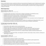 Certificate Of Analysis Template New Emt B Resume Template Salumguilher Me