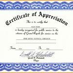 Certificate Of Appreciation Template Free Printable Awesome Certificate Of Recognition Template Free Sansu Rabionetassociats Com