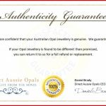 Certificate Of Authenticity Template Unique 012 Certificate Of Authenticity Template Free Ideas Bunch for Your