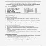 Certificate Of Conformance Template New Resume Sample It Manager New Sales Resume Template In Sample Sales