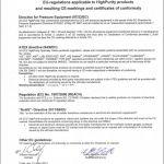 Certificate Of Conformance Template Unique Ce Label Template Lera Mera