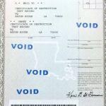 """Certificate Of Destruction Template Unique Aœ"""" Beautiful Gallery Of Hard Drive Certificate Of Destruction"""