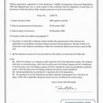 Certificate Of Insurance Template Awesome Business Certificate Templates Caquetapositivo