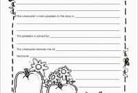 Character Report Card Template New Inspirational 2nd Grade Book Report Template Free Best Of Template