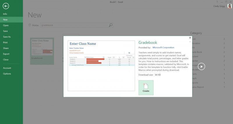 College Report Card Template Awesome Free Customizable Templates for Teachers From Microsoft