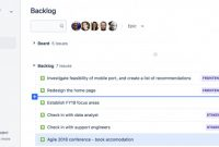 Conference Summary Report Template New Jira software Next Gen Release Notes