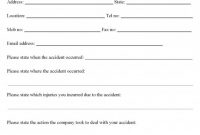 Construction Accident Report Template New 017 Template Ideas Auto Accident Reportrm Company Vehicle New