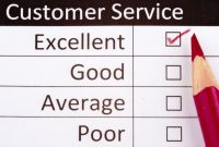 Customer Satisfaction Report Template New Customer Service Survey Questionnaire