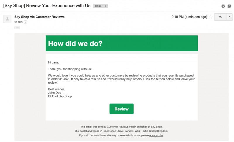 Customer Visit Report format Templates Professional Customer Reviews for Woocommerce Wordpress Plugin Wordpress org