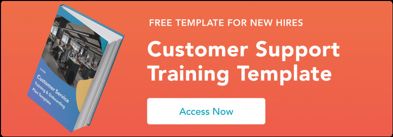 Customer Visit Report Template Free Download New The Ultimate Guide To Training For Customer Service Support