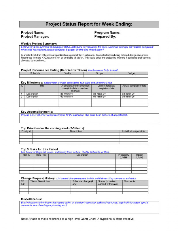Development Status Report Template Unique 21 Fresh Weekly Construction Progress Report Template Excel Image