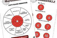 Emergency Drill Report Template Unique Amazon Com Diagnostic Shooting Targets Pack Of 20 5 Bonus