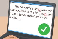 First Aid Incident Report form Template Unique 3 Ways to Make An Accident Report Wikihow