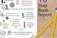 First Grade Book Report Template Unique 10 Steps to Writing A Succesful Book Report