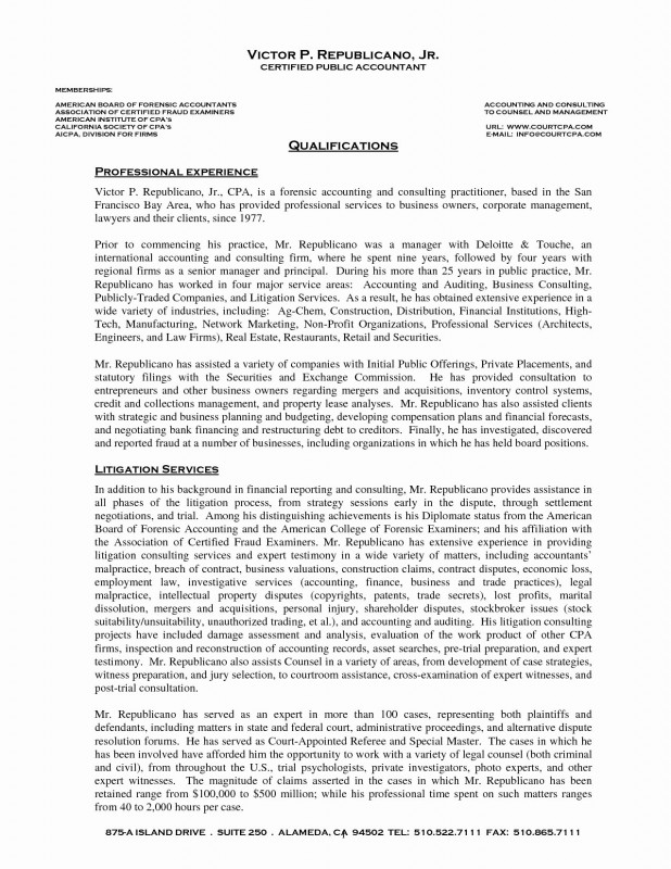 Forensic Accounting Report Template New Engagement Letter Accountant Letter Bestkitchenview Co