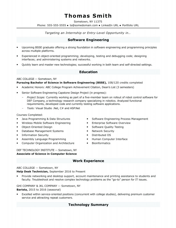 Fracas Report Template Unique software Engineer Resume Samples Beautiful Sample for Developer
