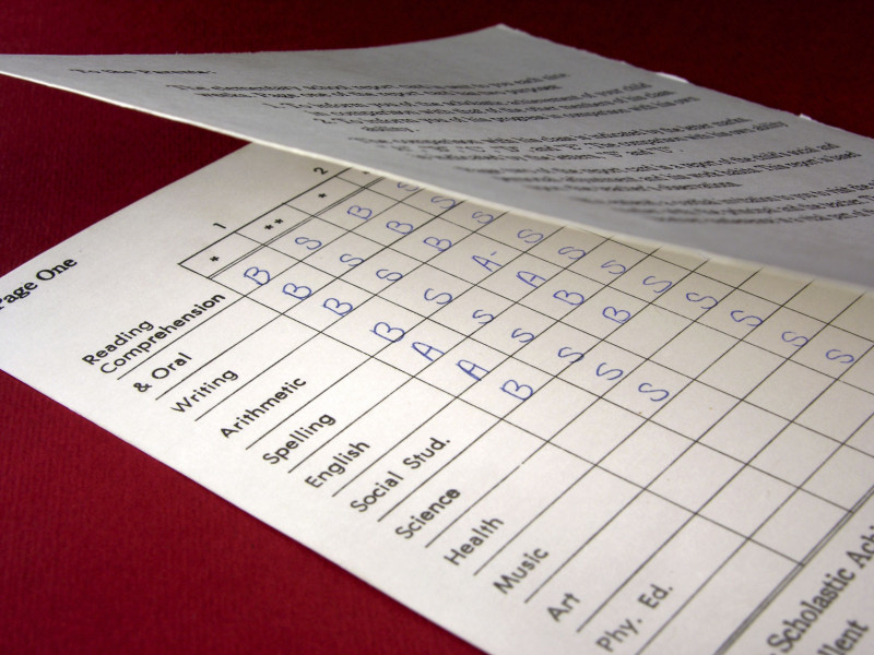 High School Report Card Template Awesome How to Write A Homeschool Progress Report
