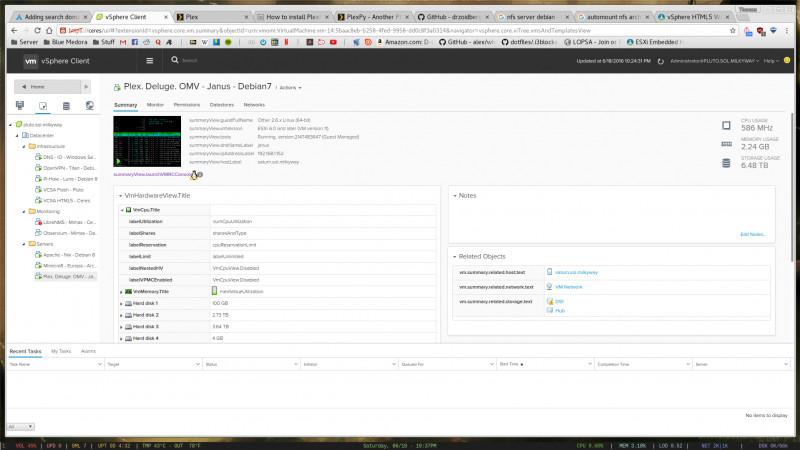 Hurt Feelings Report Template Professional Vsphere HTML5 Web Client