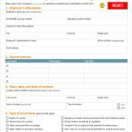 Incident Report Template Itil