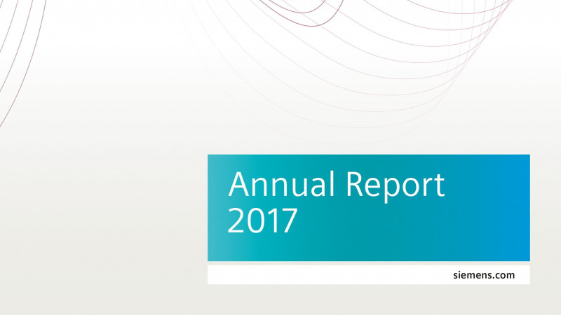 Ind Annual Report Template Unique Siemens Annual Report 2017