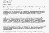Internal Control Audit Report Template New Tax Auditor Cover Letter Unique Auditor Cover Letter Sample Audit