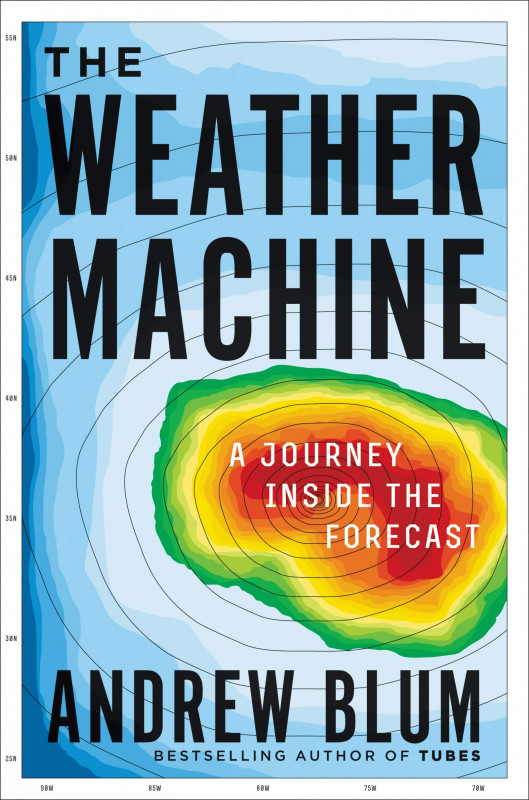Kids Weather Report Template Professional the Weather Machine A Journey Inside the forecast andrew Blum