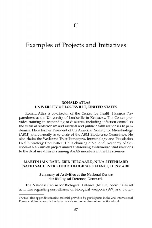 Lab Report Conclusion Template Unique Appendix C Examples Of Projects And Initiatives The 2nd