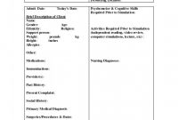 Med Surg Report Sheet Templates Unique Nurse Report Templates Sansu Rabionetassociats Com