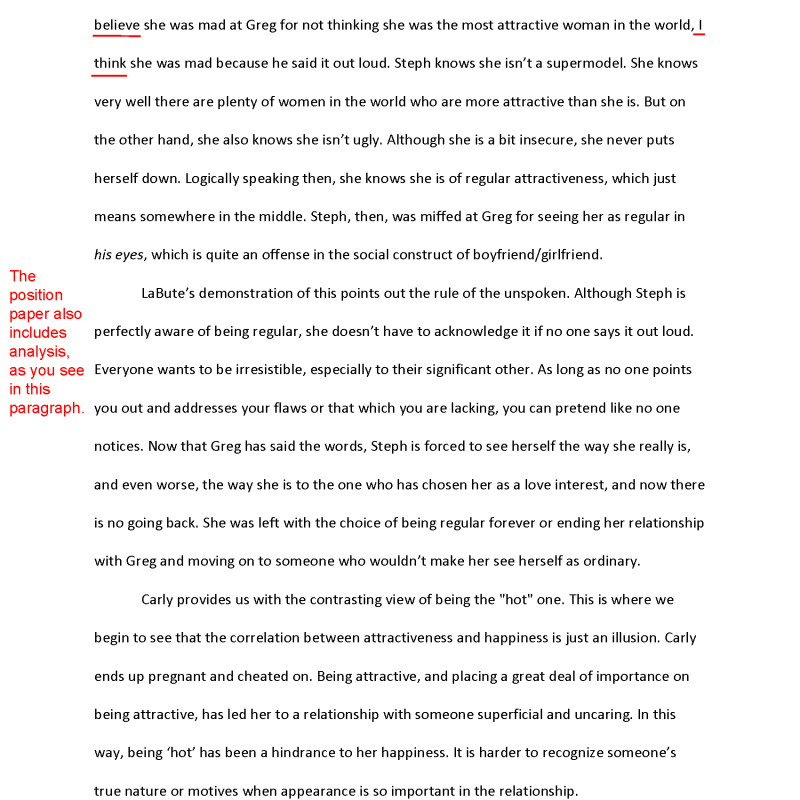 Middle School Book Report Template Awesome How to Write A Response Paper