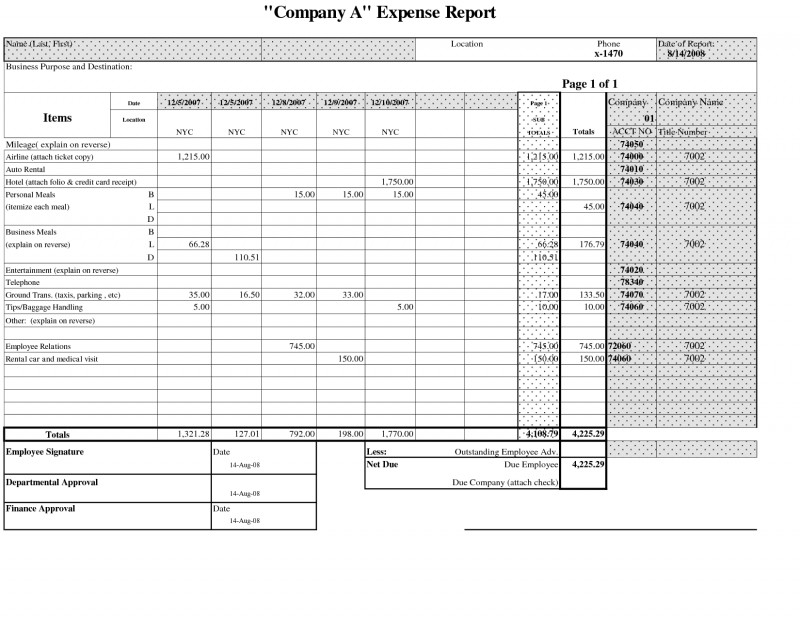 Monthly Expense Report Template Excel Professional Travel Expense form Template Excel Free Resume Claim Stock Photos Hd