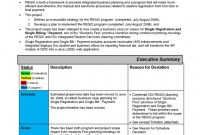 Monthly Report Template Ppt Awesome Project Management Template Status Port Templatepowerpoint Ppt
