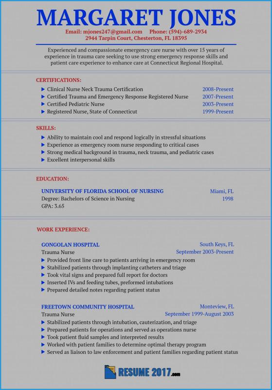 Nurse Report Template Unique Emergency Room Nurse Resume Cover Letter tourespo Com