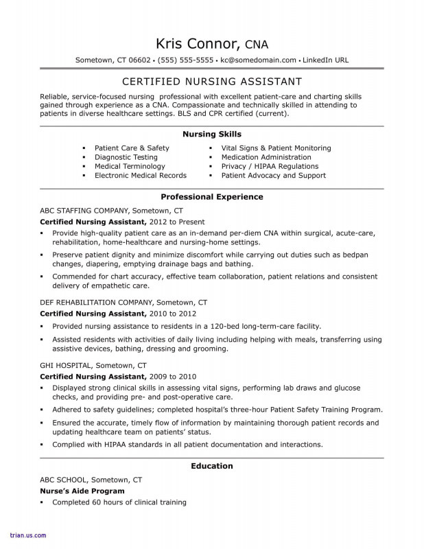 Nursing assistant Report Sheet Templates Unique Hairstyles Resume Templates Nursing Remarkable Healthcare Resume
