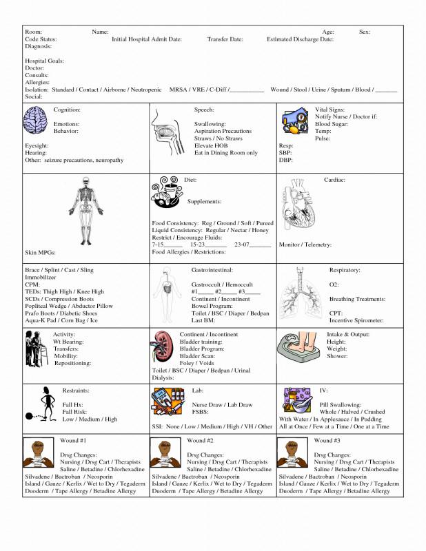 Nursing Shift Report Template Unique Nurse Shift Report Sheet Template Beautiful Nursing Shift Report